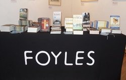 Foyles table