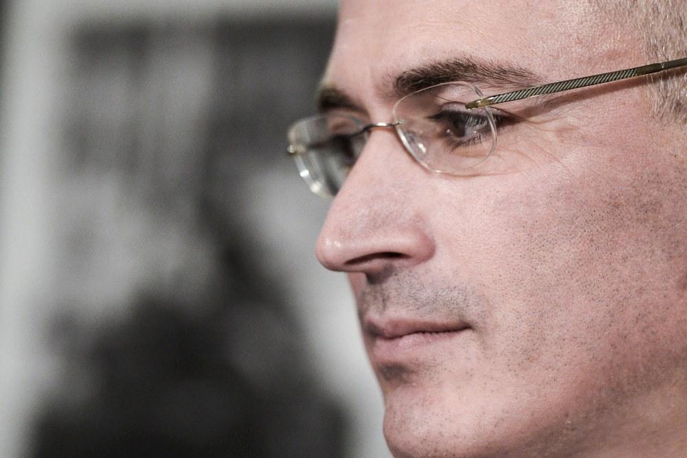 Mitya Aleshkovskiy http://commons.wikimedia.org/wiki/File:Mikhail_Khodorkovsky_2013-12-22_2.jpg