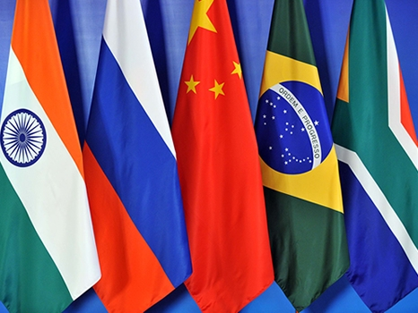 Russia will chair the BRICS' seventh summit in July this year